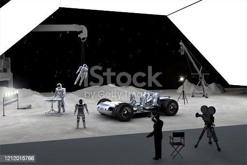 istock Fake Moon Studio 1212015766