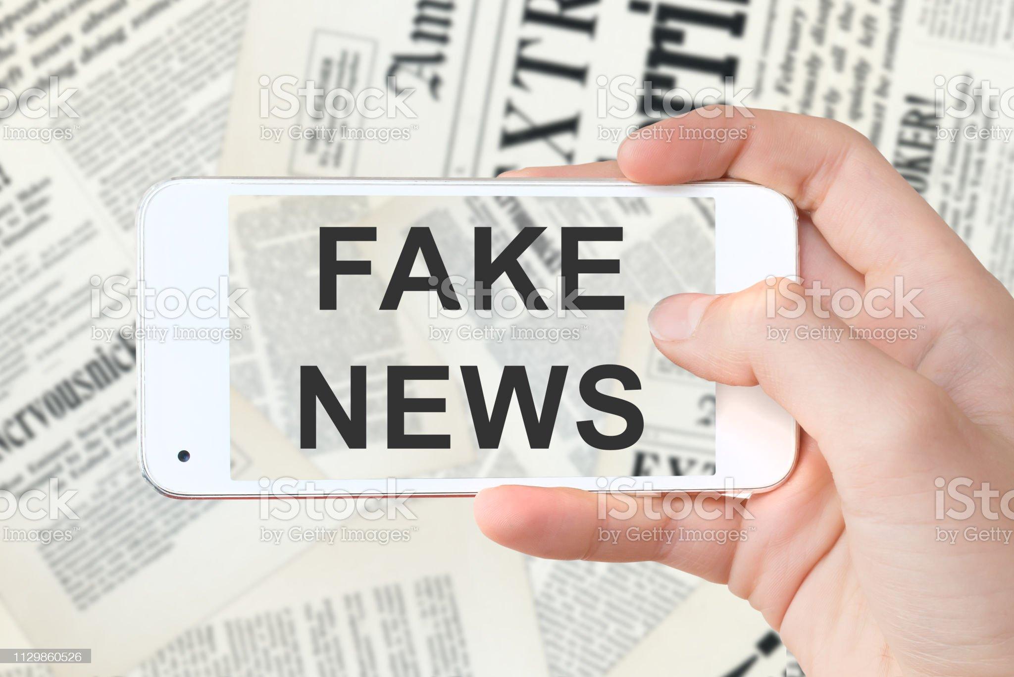 LAS FAKE NEWS EN LA SOCIEDAD