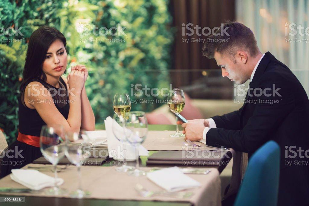 Fake Romance stock photo