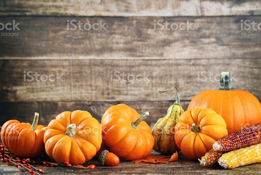 Herbst arrangement – Foto