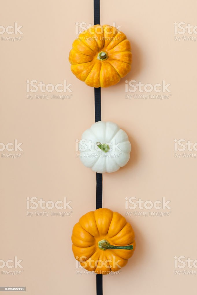 fall background with small pumpkins stock photo more pictures of