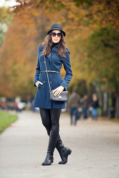 fall fashion - fall fashion stock photos and pictures