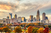 istock Fall in Charlotte, NC 1276994658