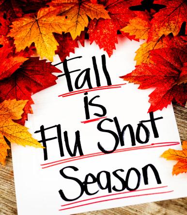 Fall is Flu Shot Season