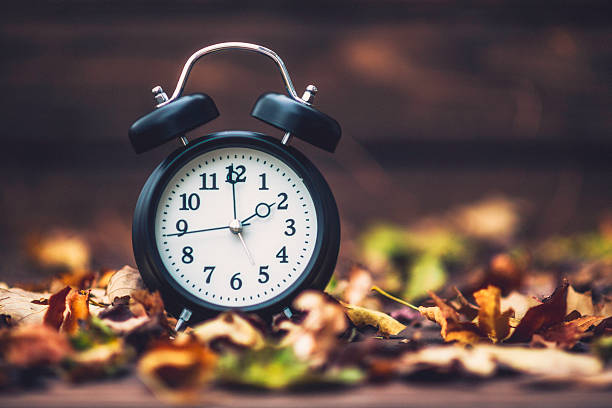 Fall is time to turn back clocks. Daylight Savings Time Fall is time to turn back clocks. Daylight Savings Time daylight savings stock pictures, royalty-free photos & images
