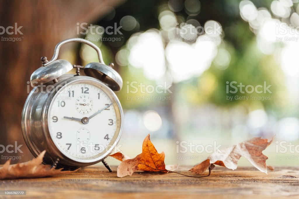 Fall is time to turn back time. Daylight Savings Time