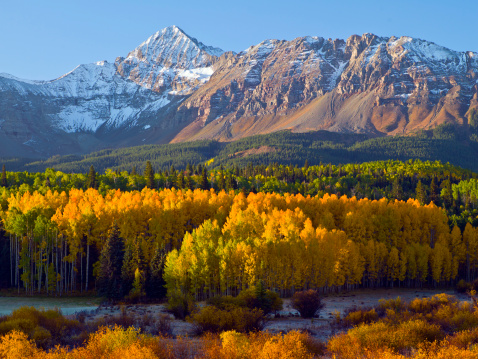 Wilson Peak near Telluride Colorado