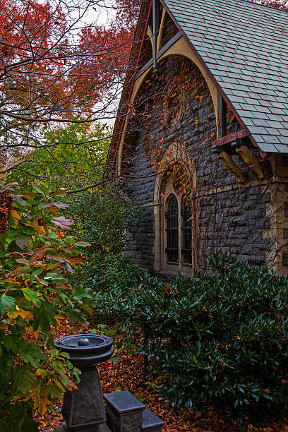 Fall Museum, Central Park, New York City  gig harbor stock pictures, royalty-free photos & images