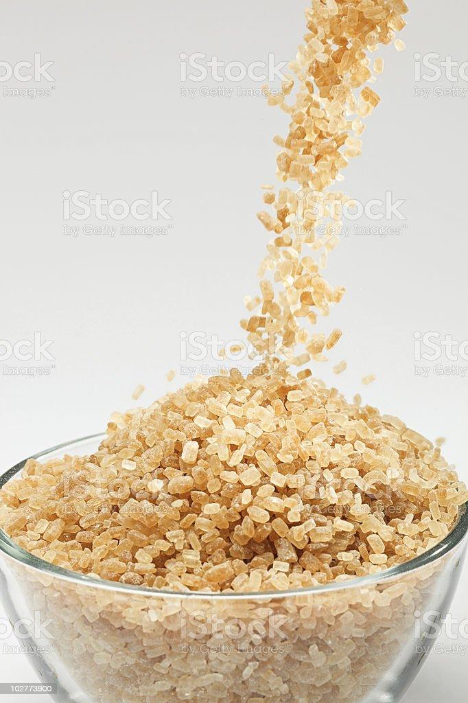 Fallenden Zuckerrohr – Foto