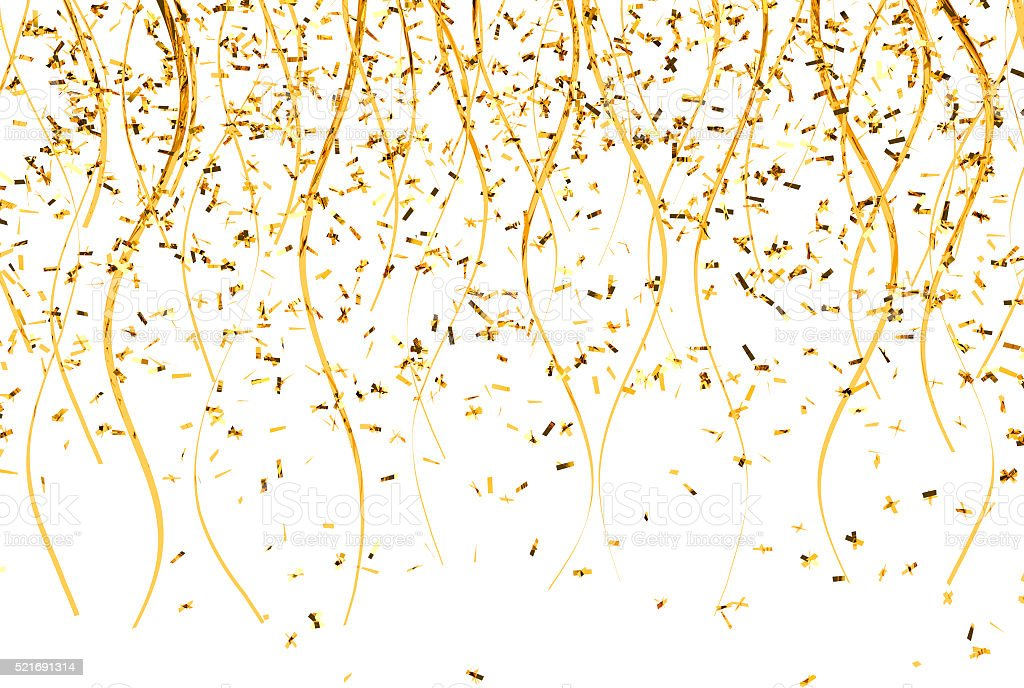 gold confetti falling gold confetti other dresses dressesss 5587