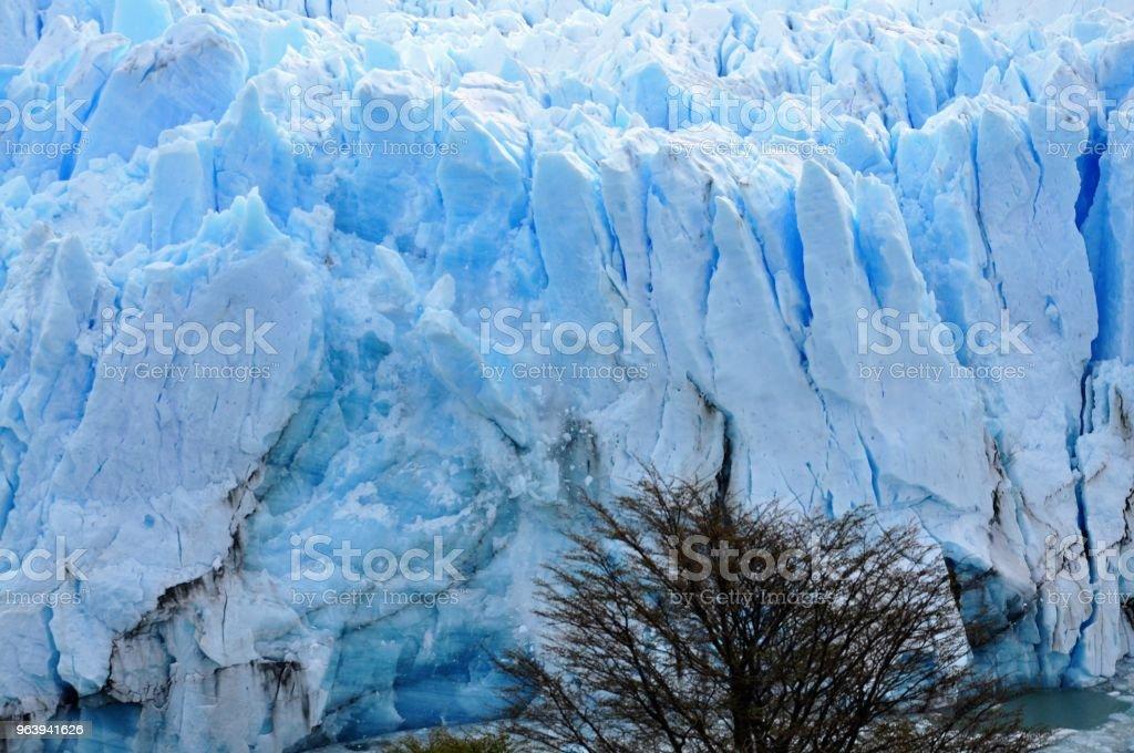 Falling iceberg - Royalty-free Abstract Stock Photo