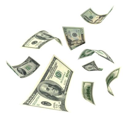Falling Money-foton och fler bilder på Amerikansk valuta