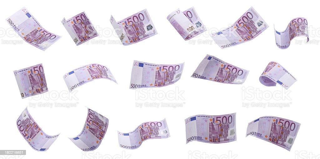 Chute de l'argent - Photo