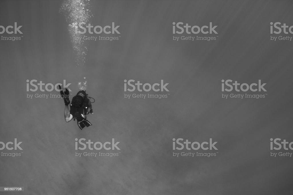 Falling stock photo