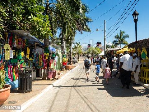 istock Falmouth - Jamaica 491150728