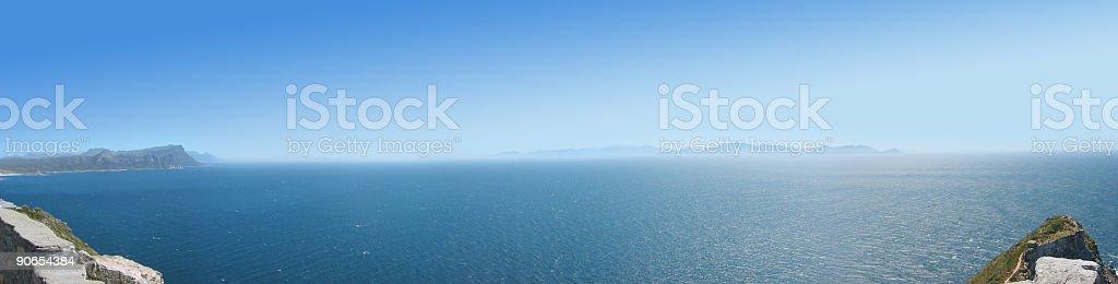 False Bay royalty-free stock photo