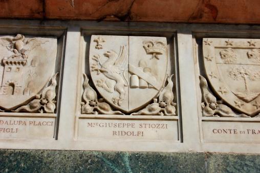 Families emblems, Santa Maria Del Fiore - Florence