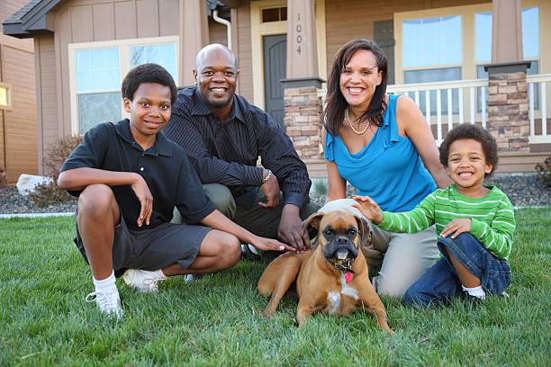 Family and dog in front of home picture id91771959?b=1&k=6&m=91771959&s=612x612&w=0&h=elri6ad5kpbsyxyfpn7cyljzgcqvowmhshhlmnrz8lc=