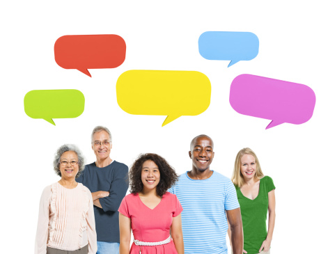 Family Brainstorming Stock Photo - Download Image Now