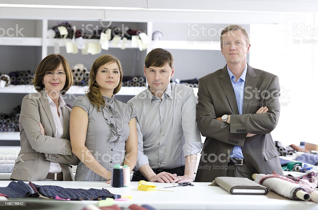 Family business stock photo