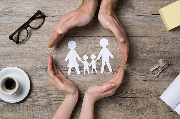 family care - protection stock photos and pictures