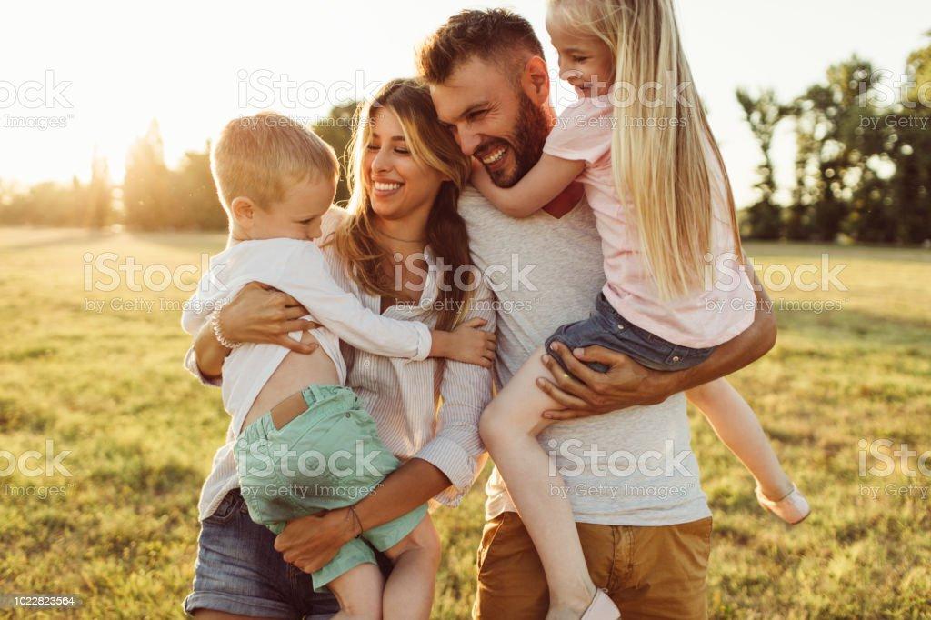 Journée en famille - Photo