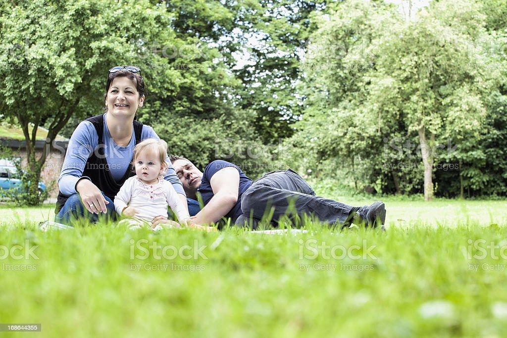 Family Day royalty-free stock photo