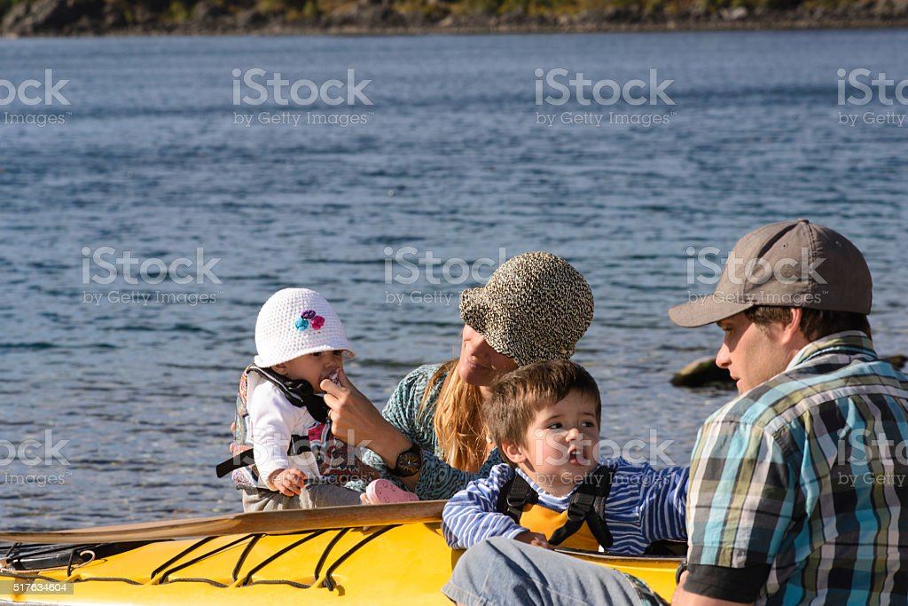 Family Day stock photo
