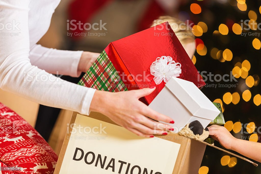 Free gifts for christmas charity