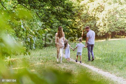 658444674istockphoto Family enjoying beutiful summer day in nature 811961154