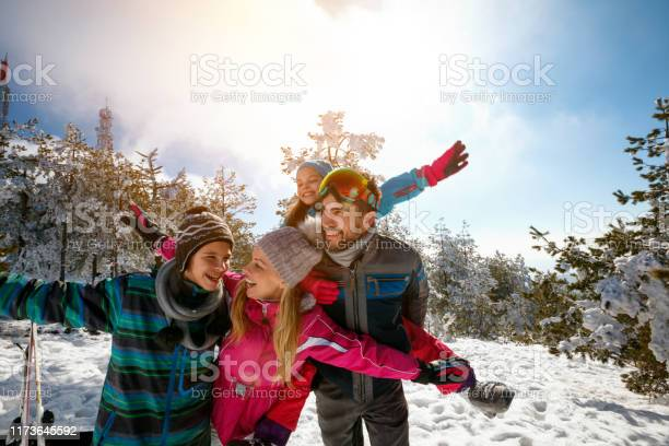 Family enjoying winter vacations in mountains and making selfie picture id1173645592?b=1&k=6&m=1173645592&s=612x612&h=igzyv4yrsc9yyp lxd8plsj 4metn1 7qlnfbt4maz4=