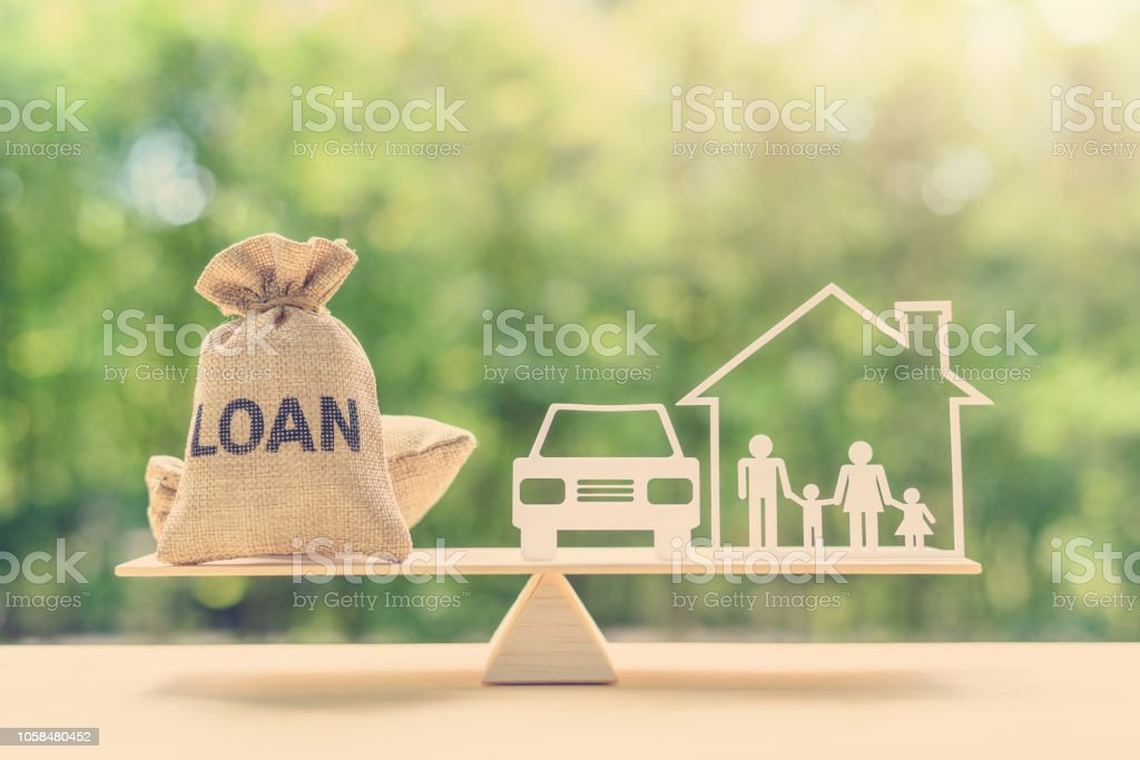 family financial management mortgage and payday loan or