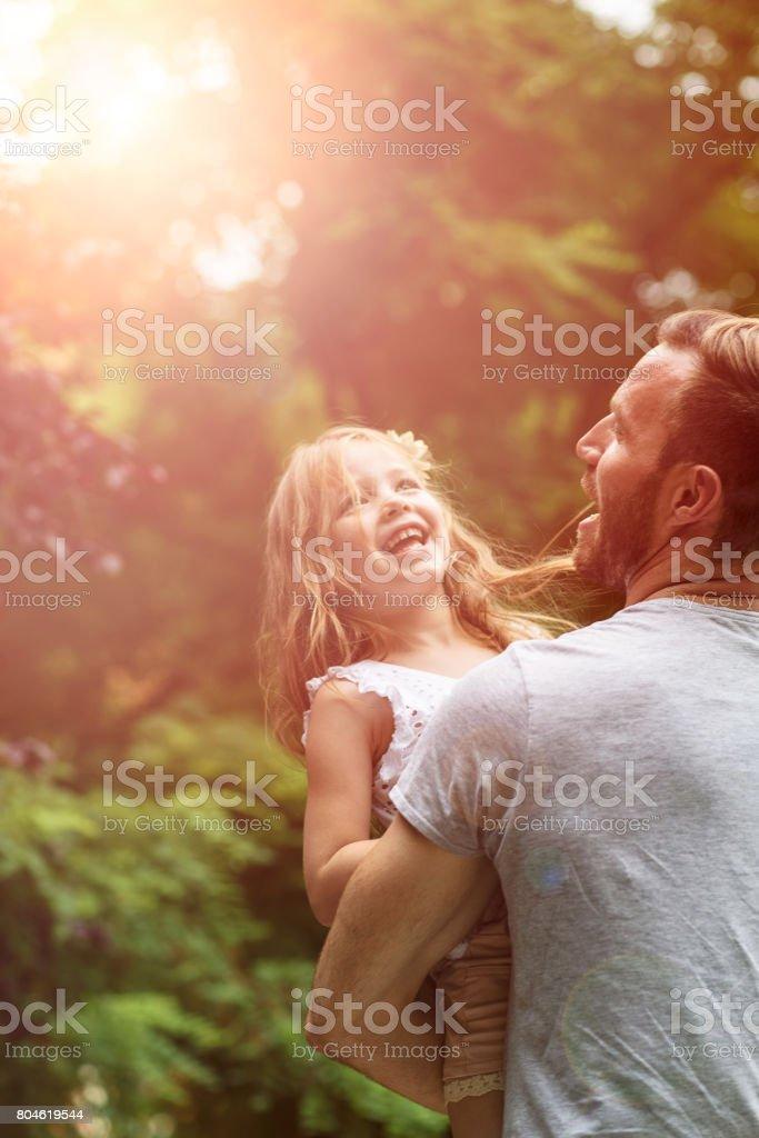 Bonheur en famille - Photo
