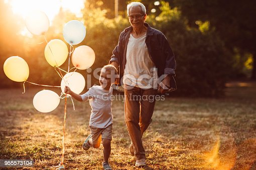istock Family happiness 955573104