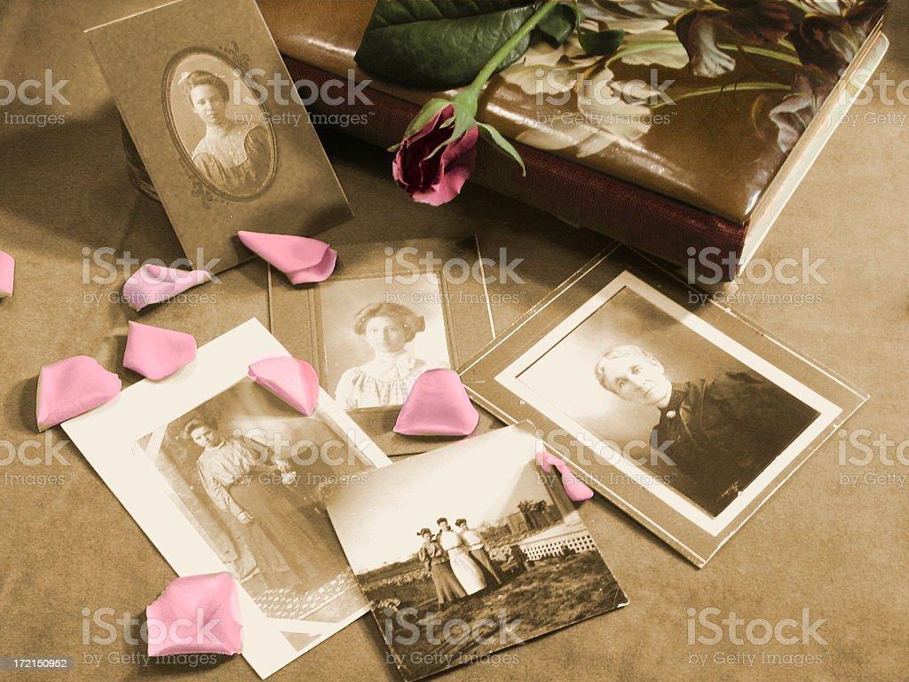 family history 2 royalty-free stock photo