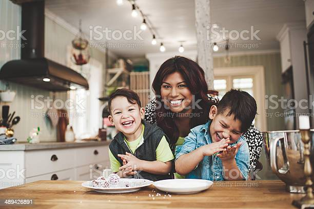 Family in the kitchen baking picture id489426891?b=1&k=6&m=489426891&s=612x612&h=sfk2fcux7glj3v4a4mdofeh6x7m0of1wleknbtbbiek=