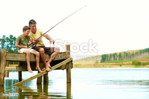 992209122 istock photo Family is life's greatest catch 526058417