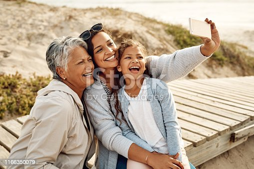 istock Family is the greatest source of happiness 1166350079
