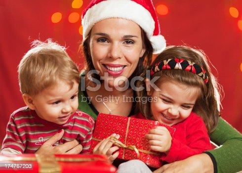 172407626istockphoto Family joy for Christmas 174767203