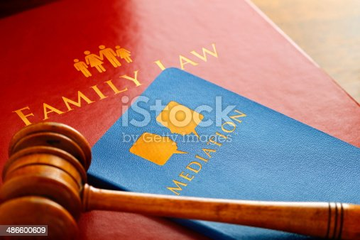 istock Family Law Mediation 486600609