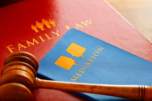 istock Family Law Mediation 486600609