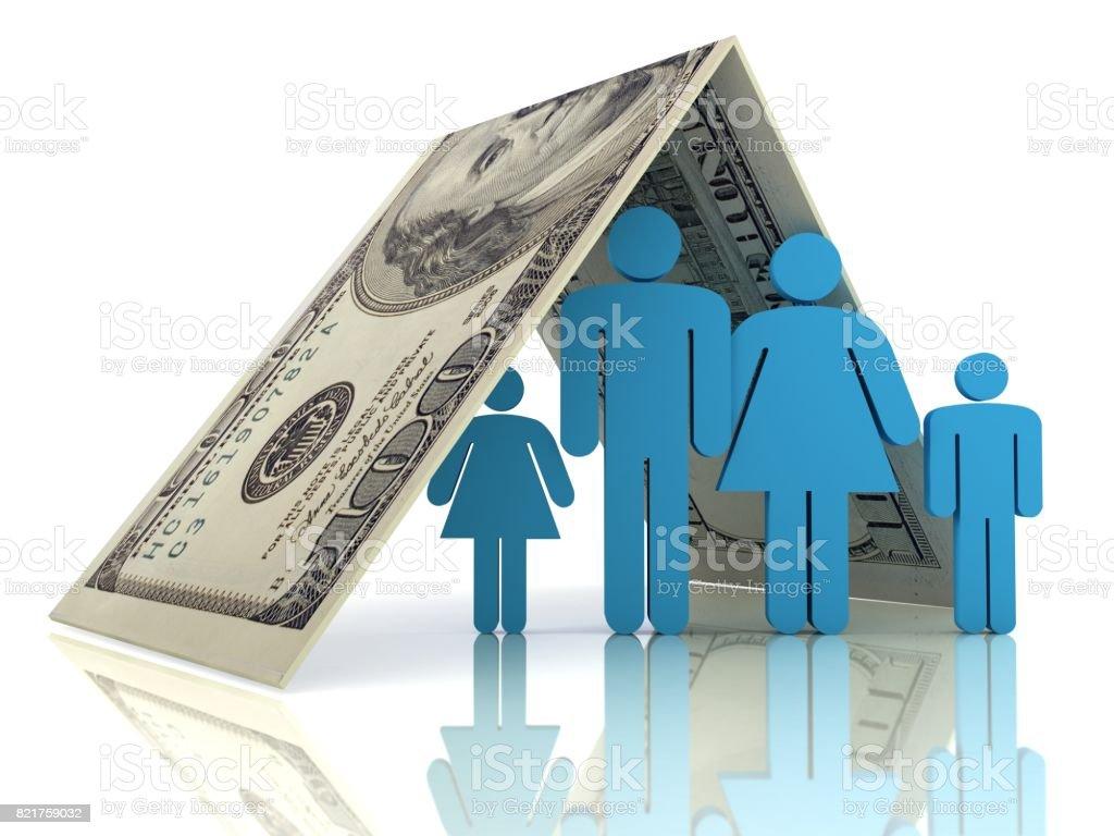 Protection du Fonds d'assurance-vie de famille - Photo