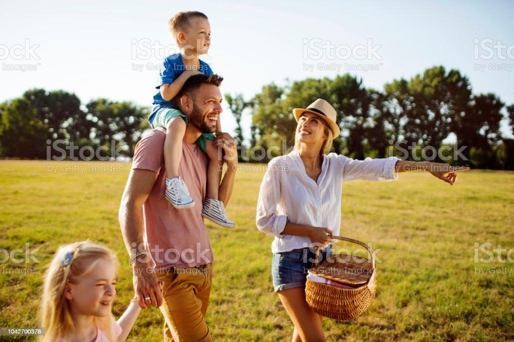 La vie de famille  - Photo