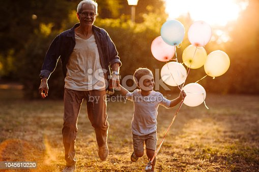 istock Family love and devotion 1045610220