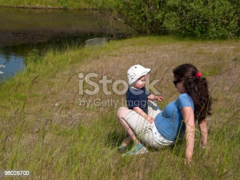 Family Love Mother And A Child Stock Photo & More Pictures of Adult