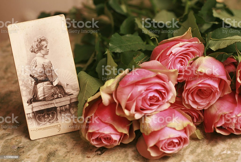 Family memories royalty-free stock photo