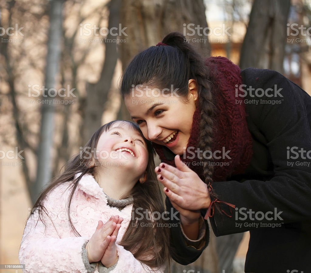 Family moments royalty-free stock photo