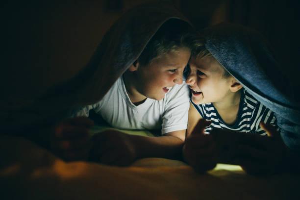 Family Moments stock photo