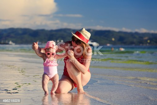 istock family on tropical vacation 495215025