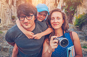 istock Family on vacations 511605020